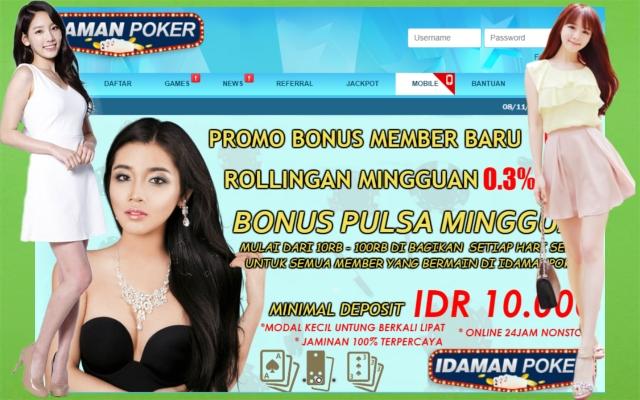 Situs Poker Online Resmi Uang Asli Terpercaya Di Indonesia